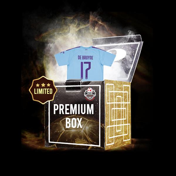 Mystery Box Voetbalshirt Premium wedstrijdshirt