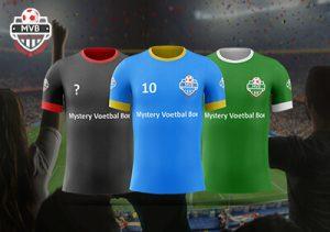 Mystery Voetbal Box zet trend voort uit Engeland - Mystery Voetbalshirt
