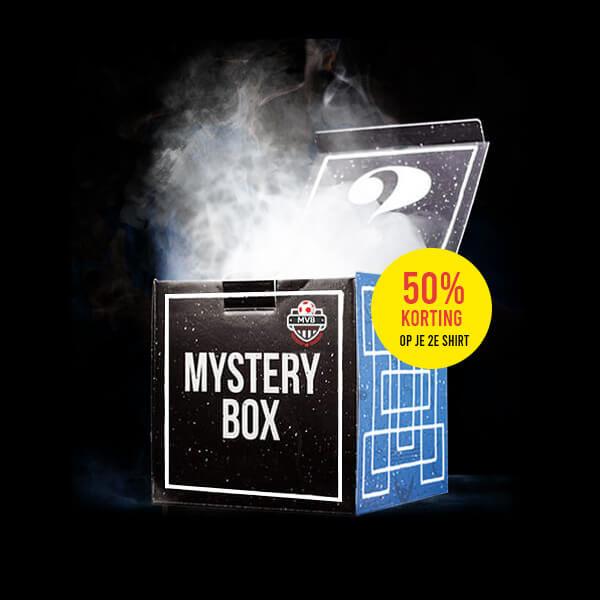 Mystery Box Voetbalshirt Promo for Kids