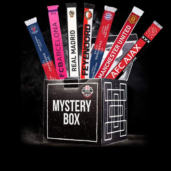 Mystery Box - Mystery Voetbal Box Sjaals