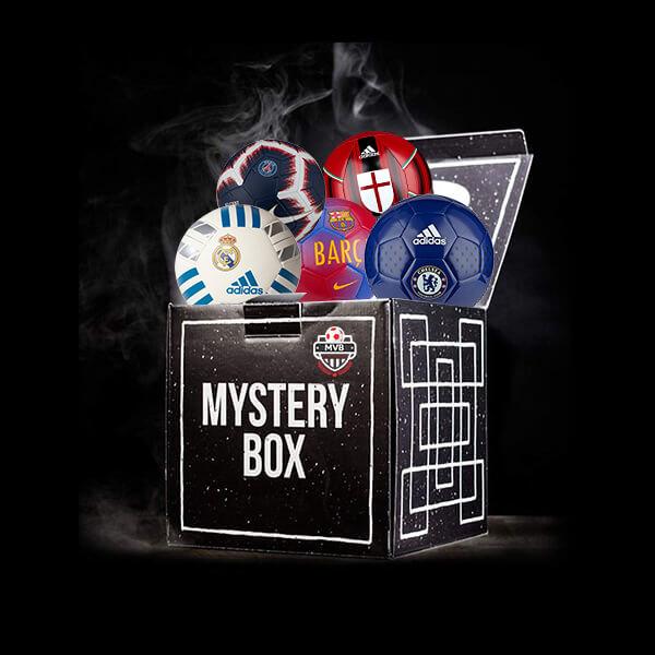 Mystery Box - Mystery Voetbal Box Voetballen