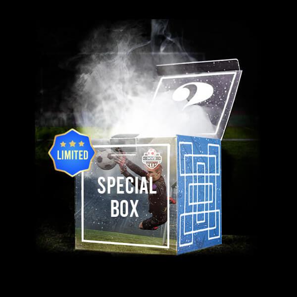 Keepersshirt kopen? - Bestel nu jouw Mystery keeper box en laat je verassen!