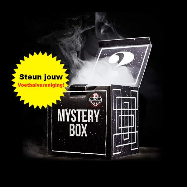 Mystery Box kopen? Steun je voetbalvereniging en bestel een voetbalshirt